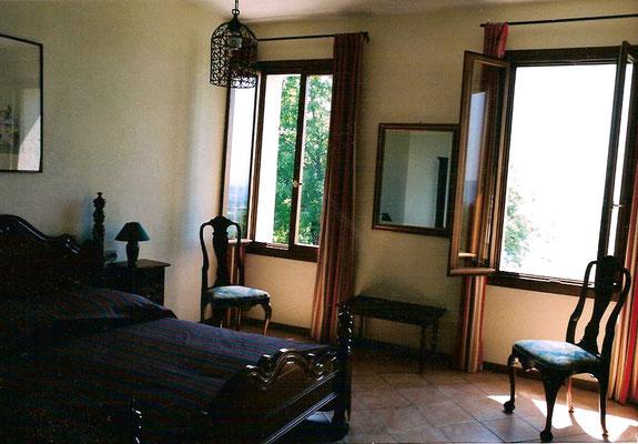 App. 7, 1.Schlafzimmer mit Doppelbett
