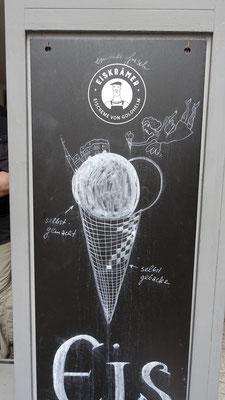 Erfurt - Weltbestes Eis von Goldhelm