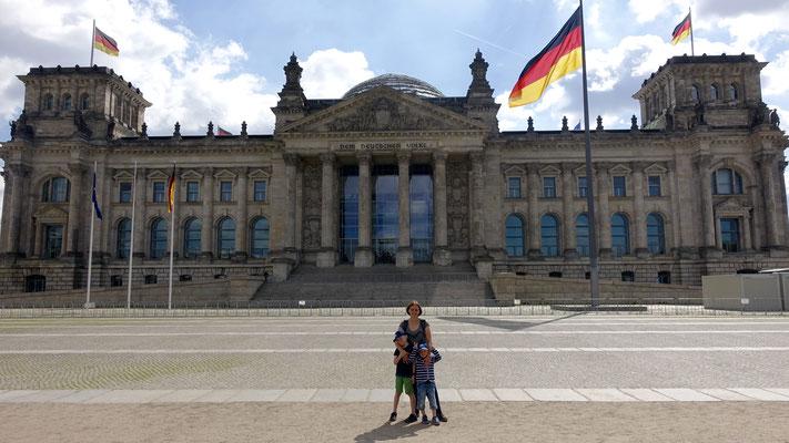 Berlin: Reichtstag