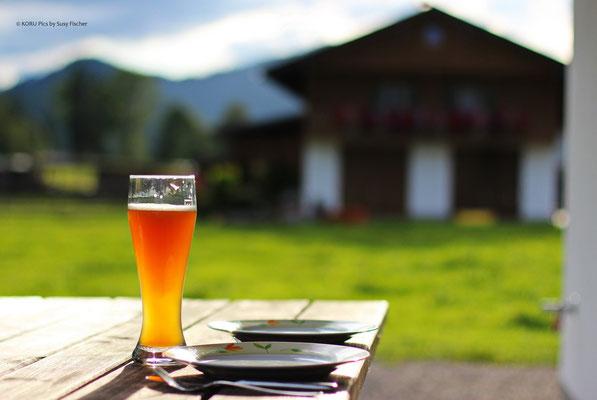 Feierabend Bierchen