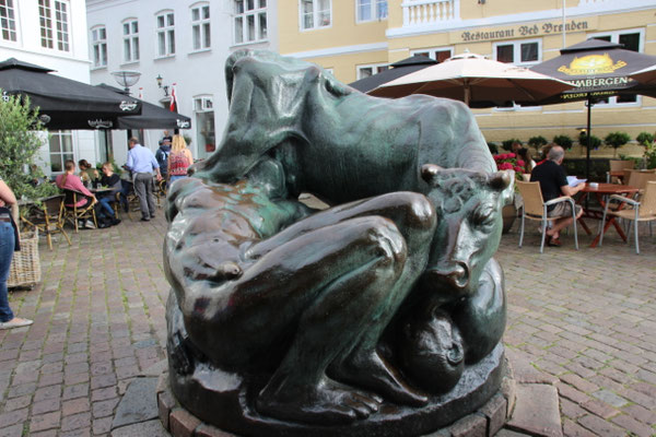Hymerbrunnen in Faaborg