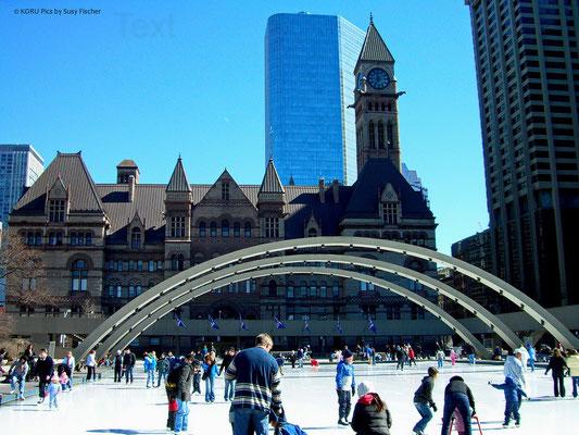 Toronto, Schlittschuhbahn