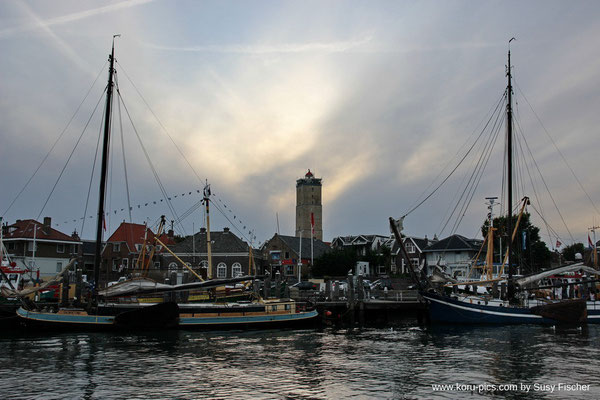 Insel Terschelling; West-Terschelling Haven