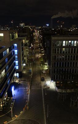 Vom Balkon der Elbphilharmonie