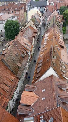 Erfurt - Krämergasse