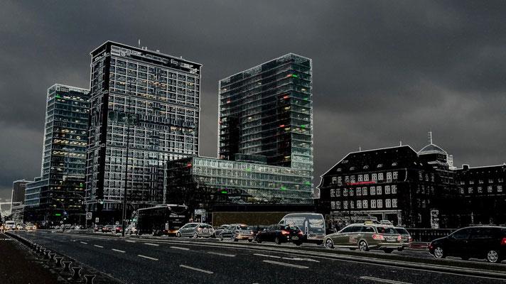 Siemens Offices Berliner Tor Center