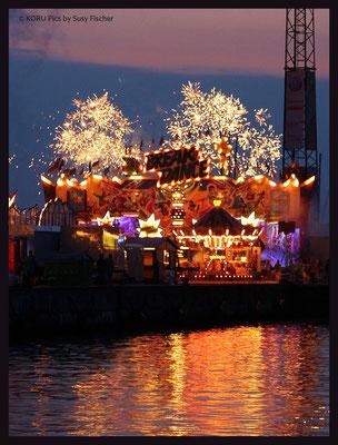 Stralsund Hafen (Wallensteintage)