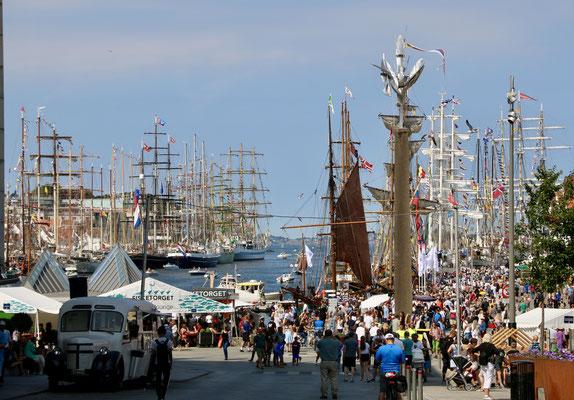 Tall Ship Races Stavanger (Bild: Christel)