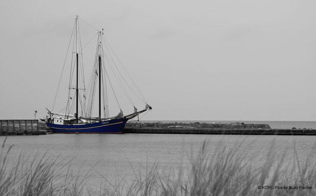 Unser Segelschiff Zephyr