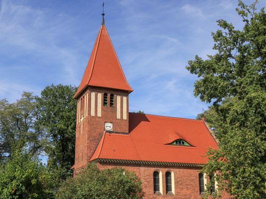 Kirche Damelack, 2018 ©foto@krzyzynski