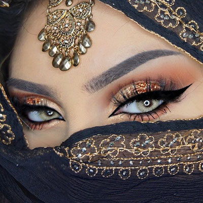 Arabian inspiration