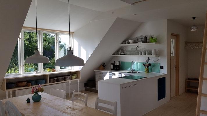 Einblick Küche