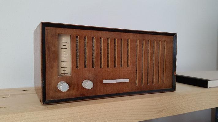 Das Soundsystem - handgelötet und gesägt von Onkel Fritz