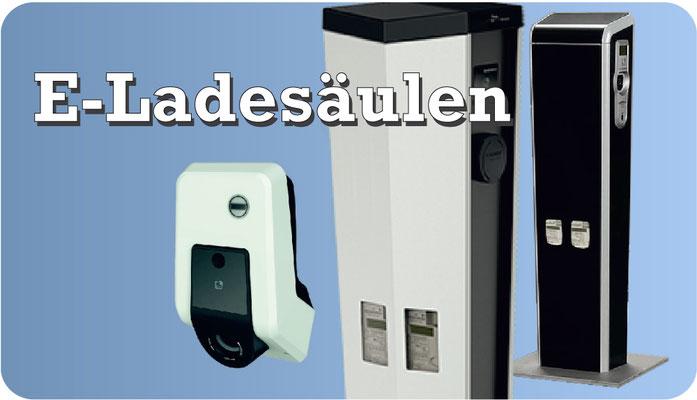 E-Ladesäulen