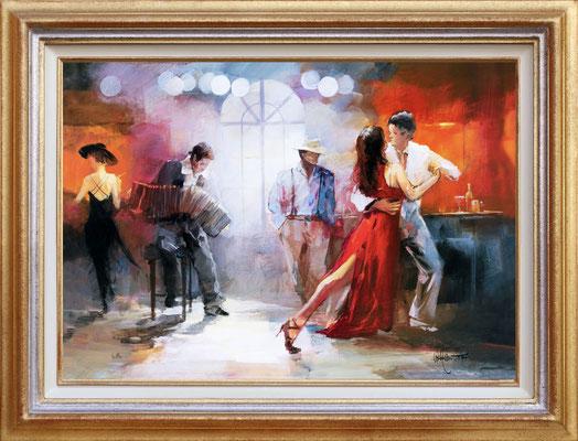 """Haenraets """"tango argentin"""""""