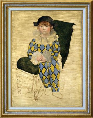 Picasso, l'enfant de l'artiste
