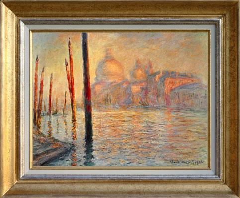 """Monet """"Venise"""""""