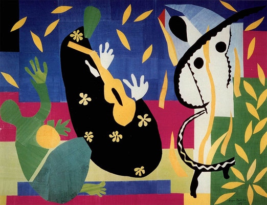 Matisse, la tristesse du roi