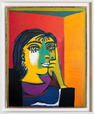 Picasso, Dora Maar