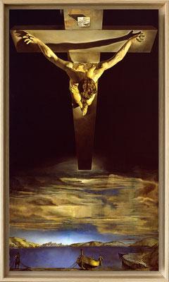 Dali, le Christ