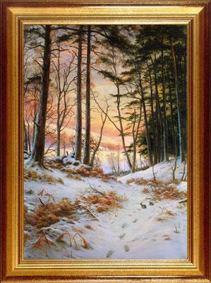 Farquharson, hiver