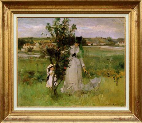 Morisot, cache cache