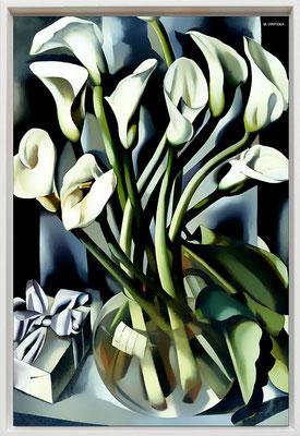 Tamara de Lempicka, Arums