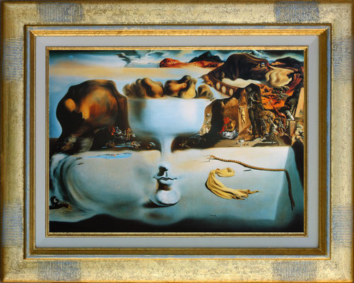 Dali, coupe de fruits