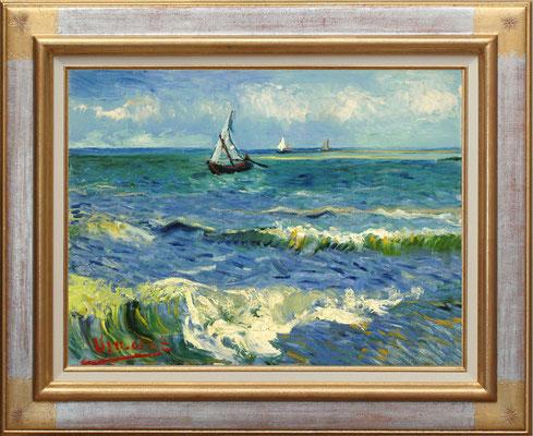 Van Gogh, barque aux Stes Maries
