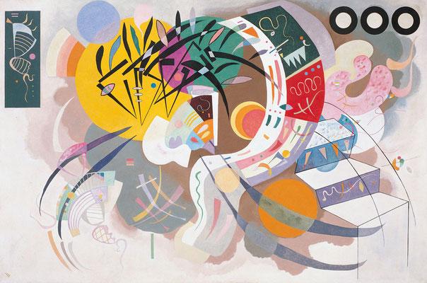 Kandinsky, curva dominante