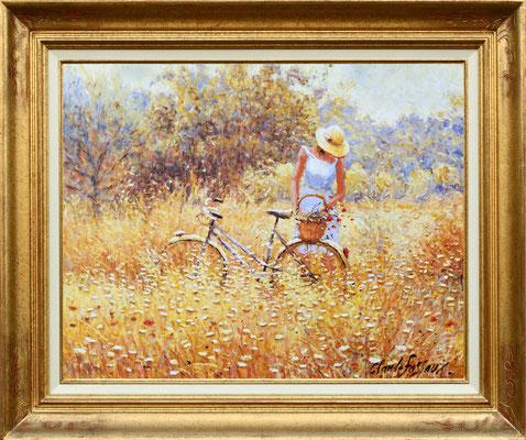 """Fossoux """"bicyclette"""""""