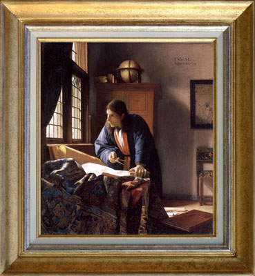 Vermeer, le geographe