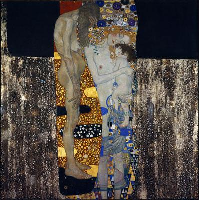 Klimt, les 3 ages de la vie