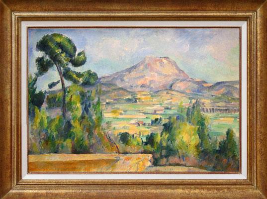 Cézanne, la montagne Ste Victoire