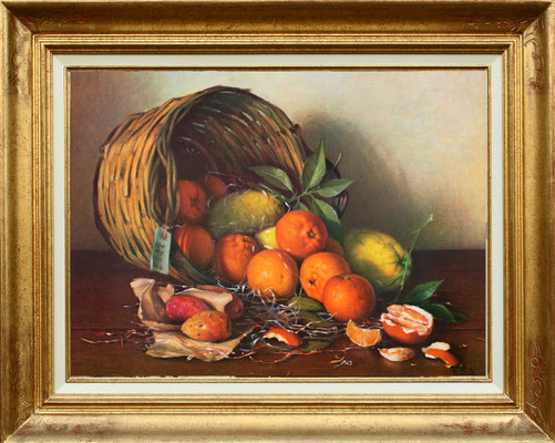 Betti, oranges