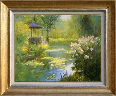 Beckmann, jardin secret