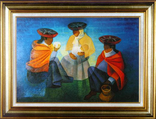 Toffoli, les péruviennes
