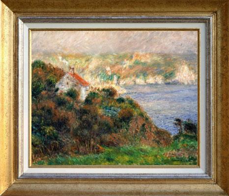 Renoir, brouillard a Guernesey