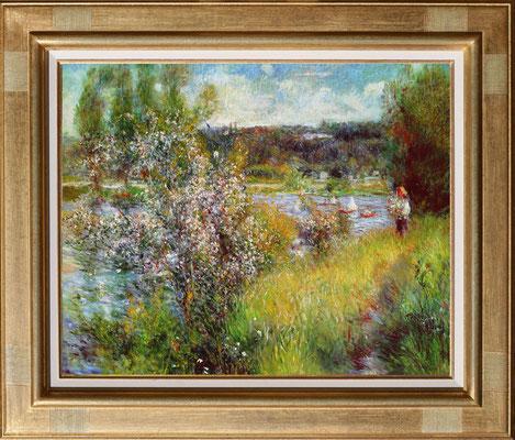 Renoir, bord de Seine