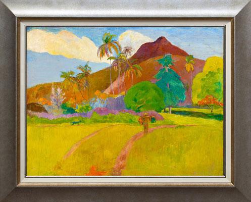 """Gauguin """"Tahiti"""""""