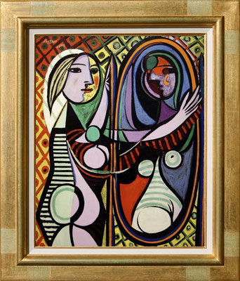 Picasso, le miroir
