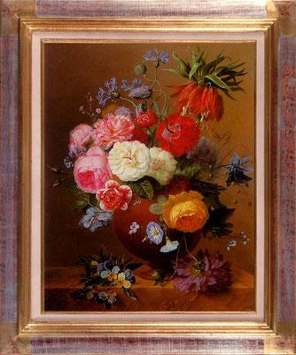 Bloemerg, composition florale