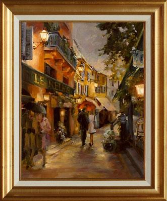 Hageman, soir à Paris