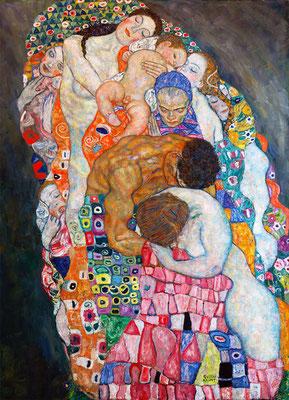 Klimt, la vie
