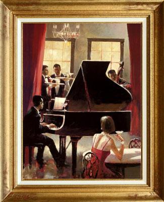 Heigton, jazz au piano