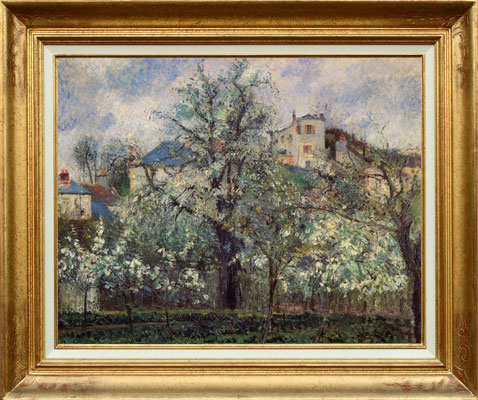 Pissaro, printemps
