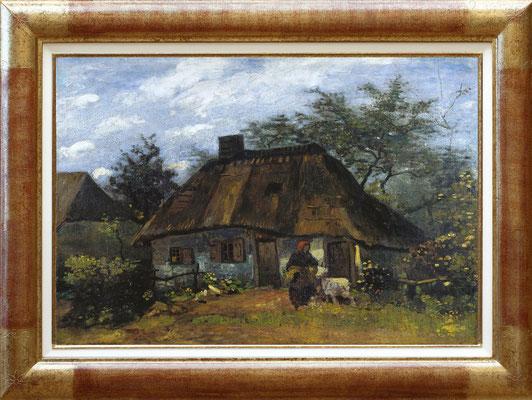"Van Gogh ""la fermette"""
