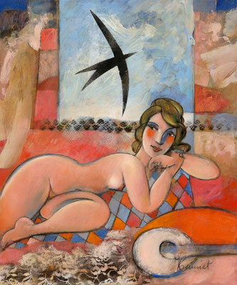Hanniet, en chaque femme sommeil une parisienne