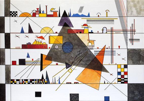 Kandinsky, horizontale 1924