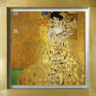 Klimt, portrait d'Adèle Bloch